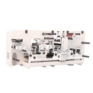 DCFM-370 PRO Die cutting finishing machine