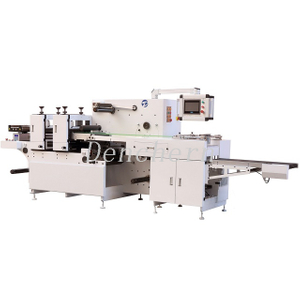 DC370-IML Die cutting machine